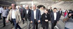 ...... Muito Bom ......  O governador Geraldo Alckmin (PSDB) entregou ontem, dia 3, o primeiro trecho do Rodoanel Leste entre a interligação com o Trecho Sul em Mauá e a rodovia Ayrton Senna (SP-70) em Itaquá. As pistas serão liberadas ao tráfego nesta sexta-feira,…