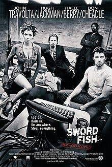 Swordfish (Kod Adı Kılıçbalığı) (2001) (3/5)