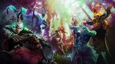 Monkey King Arcana Great Sages Reckoning Loading Screen Set Wallpaper