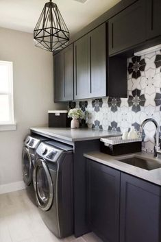 """Outstanding """"laundry room storage diy shelves"""" info is offered on our internet site. Read more and you wont be sorry you did. Laundry Room Remodel, Laundry Room Cabinets, Basement Laundry, Farmhouse Laundry Room, Laundry Room Organization, Laundry Room Design, Laundry Rooms, Small Laundry, Diy Cabinets"""