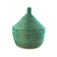 Warming Basket Green, $28, now featured on Fab.