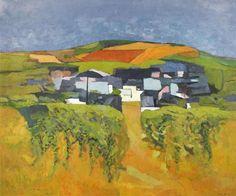 John Elwyn, Settlement in a Landscape