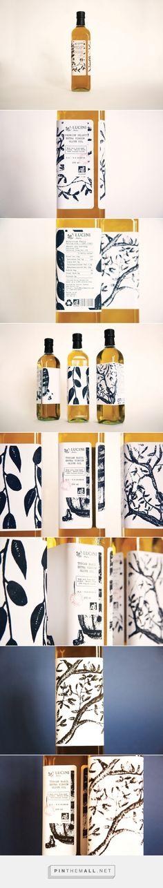 Lucini Italia - Olive Oil on Behance - created on 2017-09-16 11:21:47