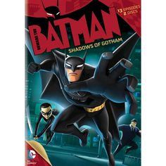 Beware the Batman: Shadows of Gotham [2 Discs]