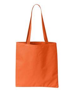 Liberty Bags - Recycled Basic Tote - 8801 Orange