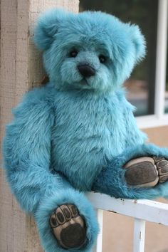 OOAK Reserved Karen One Of A Kind Teddy Bear Artist by KIMBEARLYS.