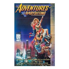 Press Rewind - Adventures in Babysitting by Fandom City on SoundCloud #AdventuresInBabysitting #PressRewind