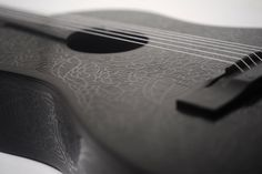 RVCA Guitar on Behance