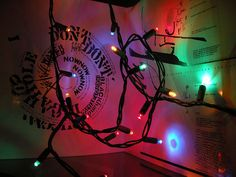 Dirt and Glitter: an Homage to Vaughan Oliver and v23 (summer 2011) by NIU Art Museum, via Flickr