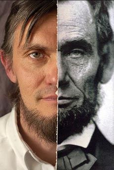 Genetics// Ralph C. Lincoln, 11th generation Lincoln, 3rd cousin of Abraham