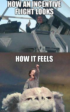 Dreams do come true.  Via Air Force Nation.