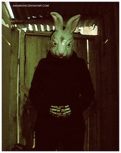 Torture Chamber Evil Easter Bunny