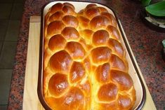 Bread Recipes, Cake Recipes, Hungarian Recipes, Easter Recipes, Coffee Cake, Dinner Recipes, Food And Drink, Pizza, Sweets