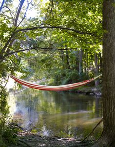 I can only imagine how peaceful that would be...  Hammock by decorology, via Flickr