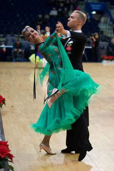 Elvadas Sodeika and Ieva Zukauskaite at WDSF World Standard Championship Vilnius Lithuania 2015