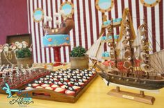 festa piratas; pirate party