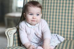 """The Queen is """"really thrilled"""" with Princess Charlotte"""
