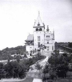 1896. Apostol utca 13. Neuschloss-villa.