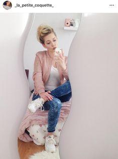 Mode Jeans, Selfie, Mirror, Mirrors, Selfies