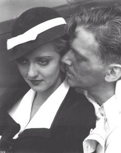 Bette Davis and Douglas FairbanksJr.