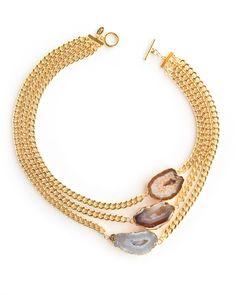 Caramel Delight Necklace - JewelMint