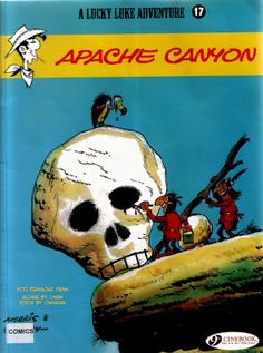 http://oldcomicsworld.blogspot.com/search/label/Lucky Luke