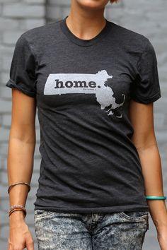 The Home. T - Massachusetts Home T, $28.00 (http://www.thehomet.com/massachusetts-home-t/)