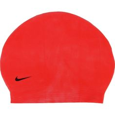 Nike Latex Swim Cap Unisex Red or Green #Nike