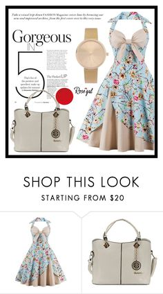 """Pin-up Fashion"" by amra-sarajlic ❤ liked on Polyvore featuring vintage"