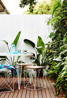 The Style School | Rebecca Judd Loves – Melbourne Lifestyle & Fashion Blogger - Redfox & Wilcox - Outdoor Furniture