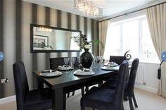 Dinning Room Black Table