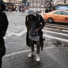 Jerry Lorenzo @ NYC Fashion Week