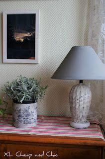 Lamppujen uusi elämä - New life of old lamps...