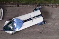 autothrill: Aeromobil 3.0 in decollo