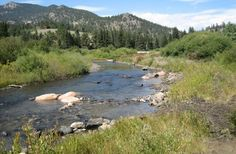 SOLD - Colorado fly fishing property!