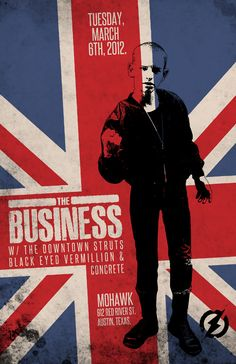 Poster for the Business.