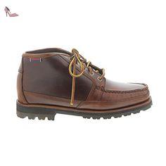 Sebago Vershire Chukka Boots UK 11 Brown Oiled Waxy - Chaussures sebag (*Partner-Link)