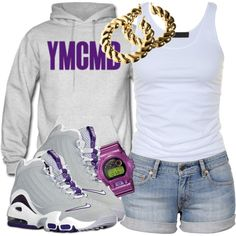 """""""Young Money : )"""" by miizz-starburst on Polyvore"""
