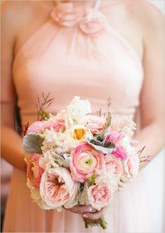 REVEL: Bridesmaid Bouquet