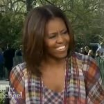 Michelle Obama on why they don't attend church: 'We could be loungin' and nappin'' This is the WORST first lady ever.....you burned the American flag and you live in the White House. SHAME
