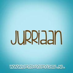 Jurriaan (Voor meer inspiratie, en unieke geboortekaartjes kijk op www.heyboyheygirl.nl)