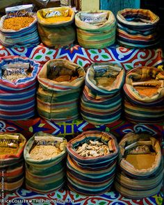 Hurghada souk سوق