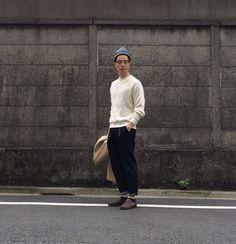 YUTO OMAE | LOOKBOOK