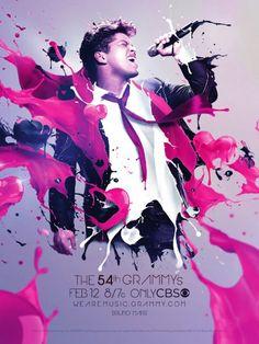Bruno - Grammys promo poster :)