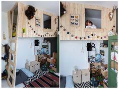 cabaña habitacion infantil 10 dormitorios infantiles con camas creativas