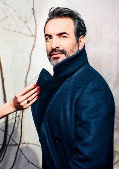 Jean Dujardin for Elle France, March 25, 2016