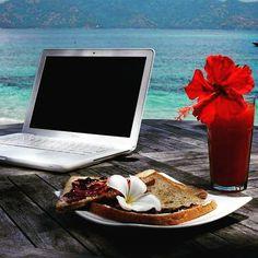 The best place to relax: 7SEAS cottages! #thegiliguide #bestofbali #thebalibible #giliair #lombokisland #mylombok #gilisland #instafood #instatravel #instagood #breakfast #sea #sealovers #instadive #paradisevacation #indotravellers #instadrink #lombok #bali #exploreindonesia #travel #niceview #islandlife #enjoy #dive #indonesia