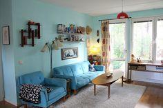Living room by Johanni, via Flickr