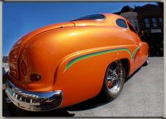 Google Image  Antique orange car  sjlshots.com