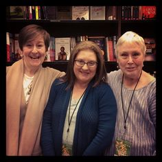 """THESE ladies! Sheri Castle's Rhubarb is my new go-to cookbook and Ronni Lundy just won TWO James Beard Awards for Victuals! Hear their fabulous talk, """"Save Room for Dessert"""" from the VA Festival of the Book right here THIS THURSDAY!"""